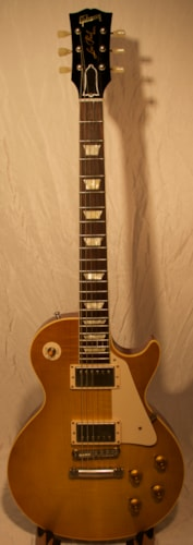 """Gibson 1958 Historic """"R8"""" Figuered Top"""