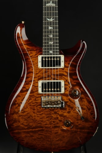 Paul Reed Smith (PRS) Custom 24 Artist Package - Black Gold/2014