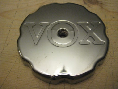 Vox Amp Stand JMI Reproduction Chrome Hand Wheel