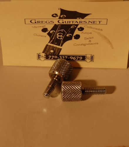 1966 Fender® Piggyback Knurled knobs