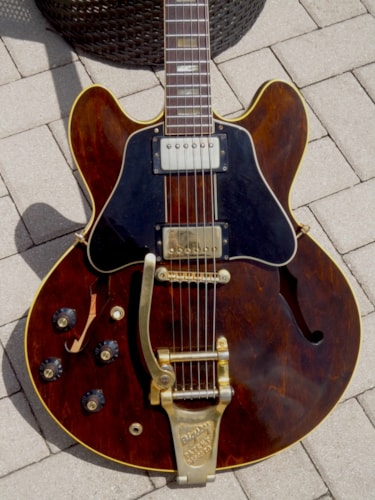 "1967 Gibson ES-330TDW Special Order ""Lefty"""