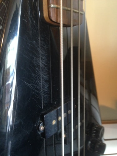 1986 Fender® Squire Katana Bass