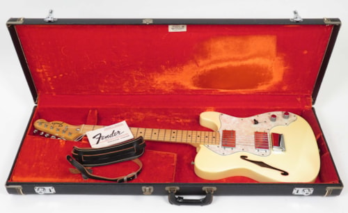 1972 Fender® Telecaster® Thinline