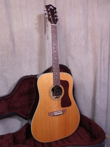 2014 Guild® D-50 Standard New Hartford