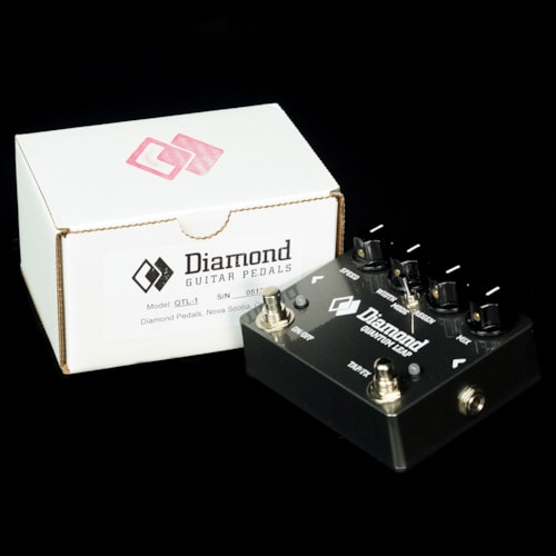 Diamond Effects Quantum Leap Delay w/ Flanger & Chorus