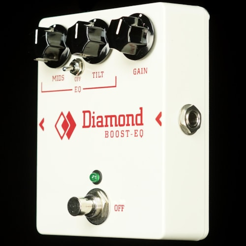 Diamond Effects Boost EQ Clean Boost Equalizer
