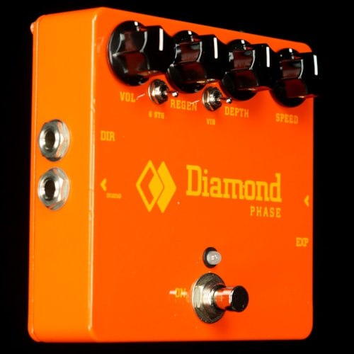 Diamond Effects Analog Phaser Phase Shifter