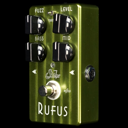 Suhr Rufus Fuzz Pedal