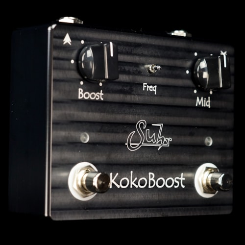 Suhr Koko Boost Transparent Boost