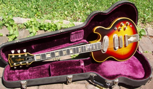 1973 Gibson L-5S