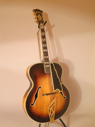 1947 D'Angelico New Yorker Special