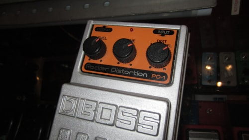 ~1987 Boss PD-1 Rocker Distortion