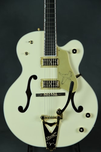 Gretsch G6136T-LTV - White Falcon - Open Box Extra Savings