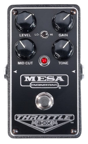 2014 Mesa Boogie Throttle Box