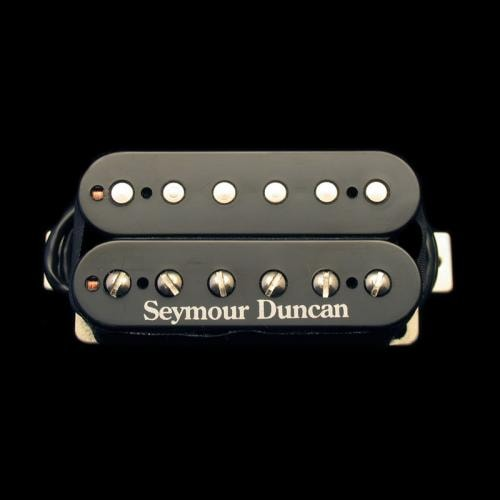Seymour Duncan SH-6b Duncan Distortion Humbucker (Black)