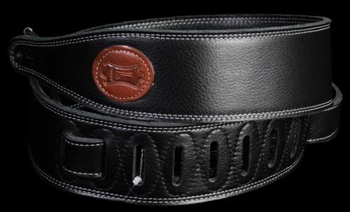Levy's M17SS Guitar Strap Black
