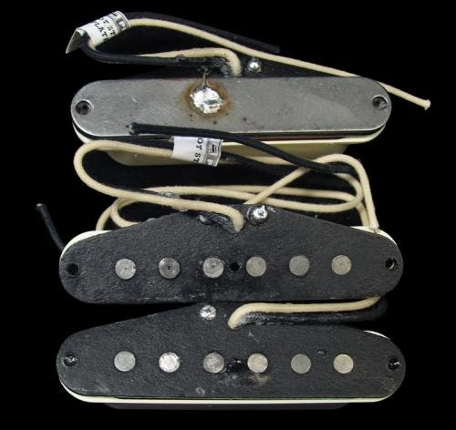 Lindy Fralin Vintage Hot Strat® Pickup Set