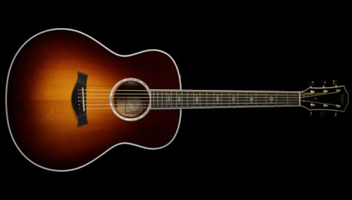 Taylor Used Taylor 618e Grand Orchestra Acoustic-Electric Guitar Tobacco Sunburst