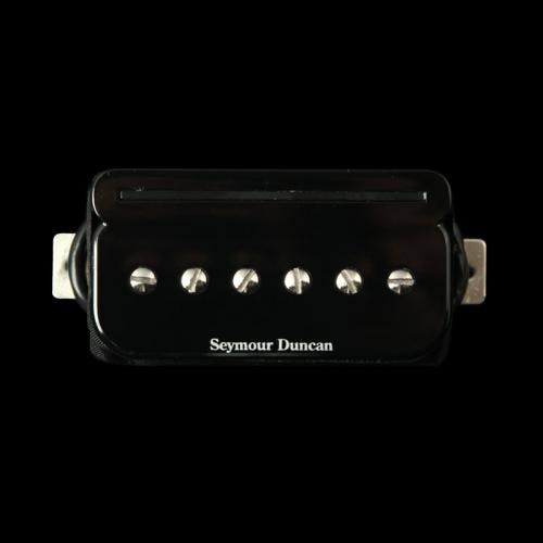 Seymour Duncan SHPR-1b P-Rails Bridge Pickup (Black)