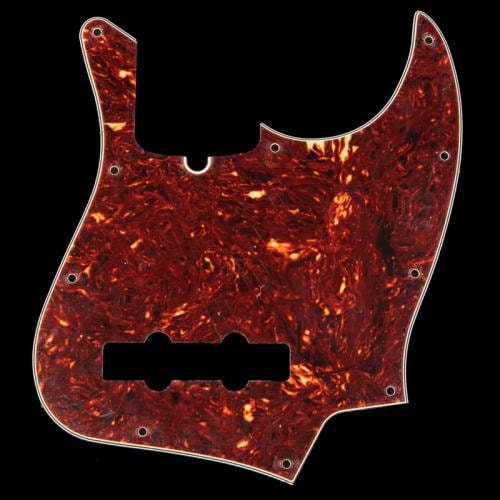 Fender® Jazz Bass® Pickguard (Tortoise Shell)