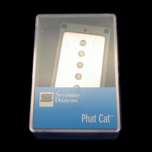 Seymour Duncan SPH90-1b Phat Cat P90 Bridge (Nickel)