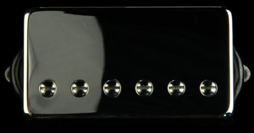Suhr SSV+ Nickel Bridge Humbucker Pickup (Nickel, 53mm)