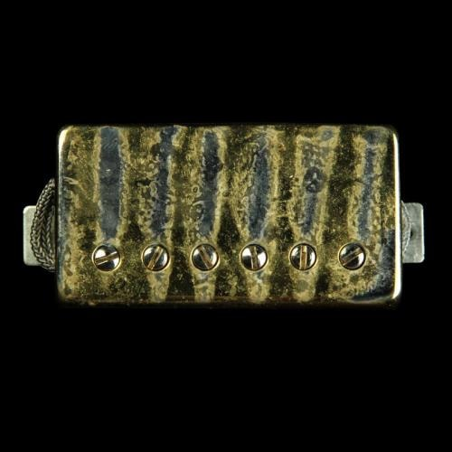 Seymour Duncan Custom Shop Antiquity Jazz Humbucker Pickup Aged Gold