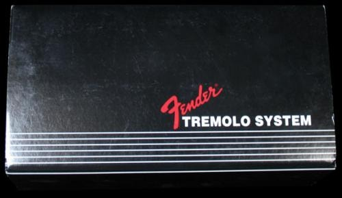Fender American Series Strat® Tremolo System