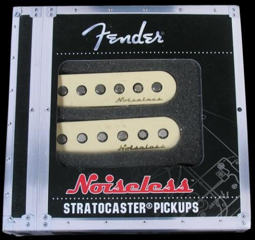 Fender® Vintage Noiseless™ Strat® Pickup Set
