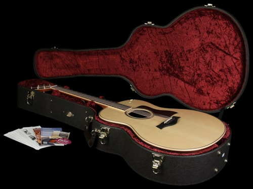 Taylor Used Taylor 818e Grand Orchestra Acoustic/Electric Guitar Natural