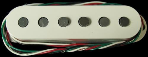 DiMarzio HS-4 Single-Coil Pickup (White)
