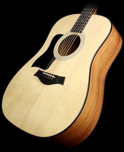 Taylor 110e Left-Handed Dreadnought Acoustic/Electric Guitar Natural