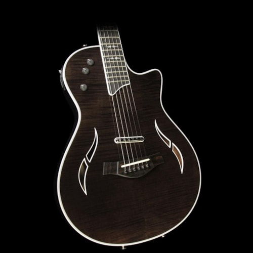 Taylor T5z Pro Electric Guitar Gaslamp Black