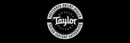 Taylor 214ce-Blk Deluxe Grand Auditorium Acoustic/Electric Guitar Black