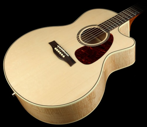 SEAGULL Used Seagull Performer Cutaway Mini Jumbo Flame Maple QI Acoustic/Electric Guitar