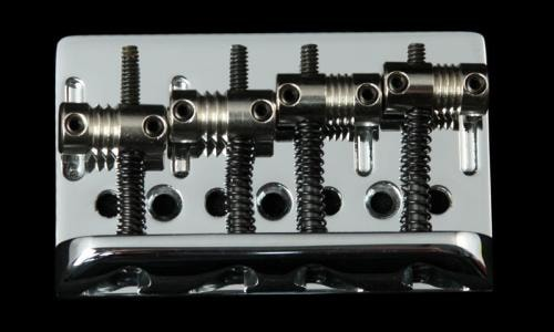 Fender® HMV High Mass Vintage Bass Bridge Assembly
