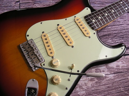 1994 Fender® Japan 62 RI Stratocaster® with Upgrades