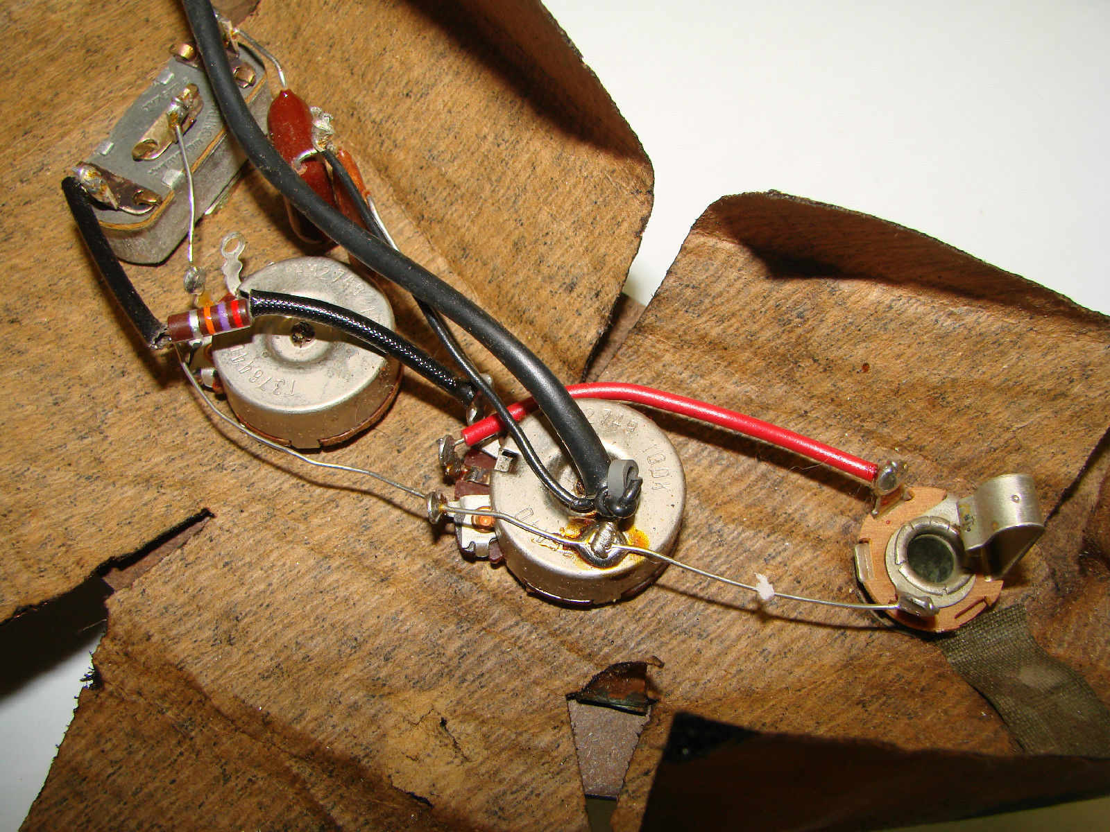 Danelectro Lipstick Pickup Wiring Image Of Diagram Guitar Wire