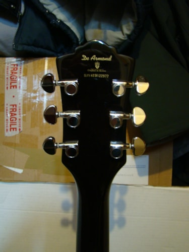 2000 DeArmond M-75 (Korean)/usa pickups