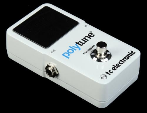 TC Electronics PolyTune 2 Chromatic Tuner