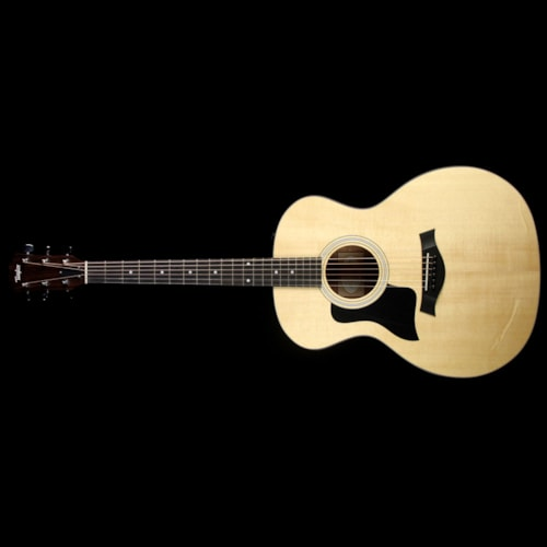 Taylor Used Taylor 114e Grand Auditorium Left-Handed Acoustic/Electric Guitar Natural