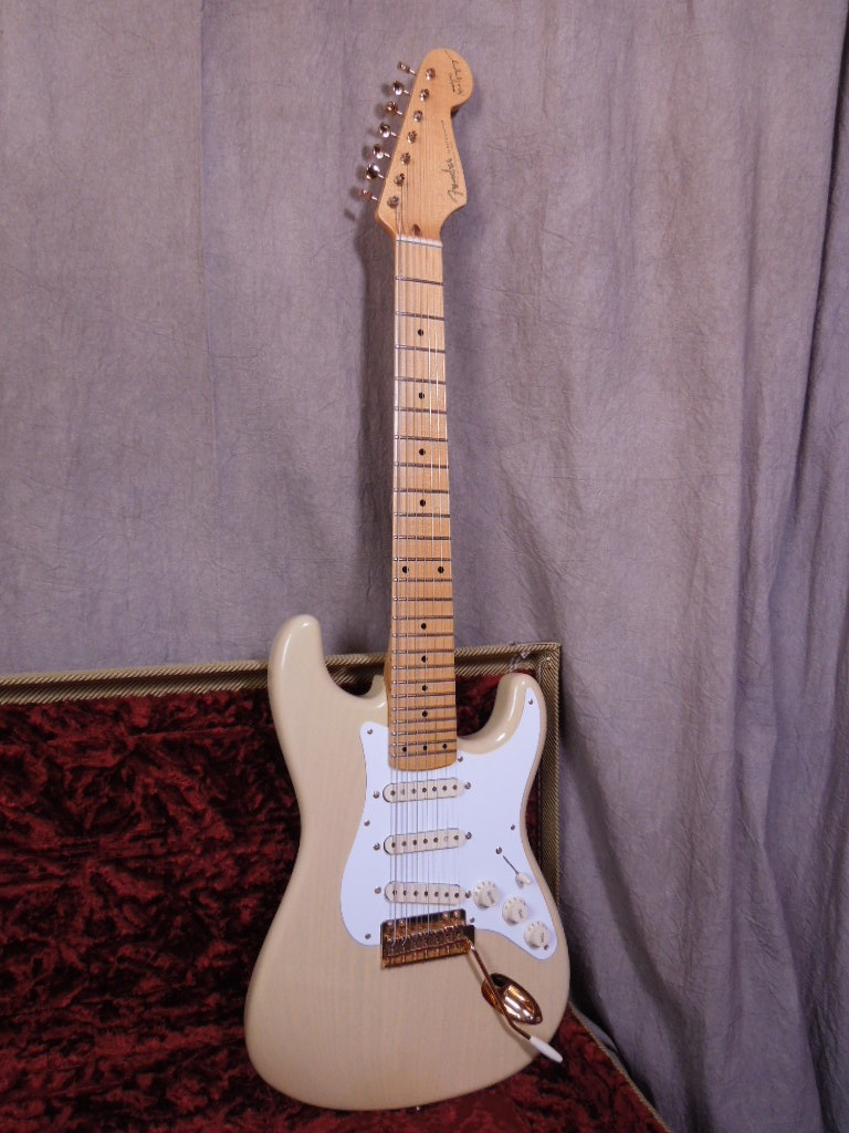 2003 Fender Alex Gregory 7 String Stratocaster Gt Guitars