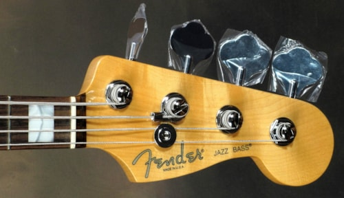 Fender American Select Jazz Bass®