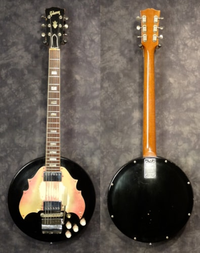 "~1965 Unknown, Gibson? ""Bantar"""
