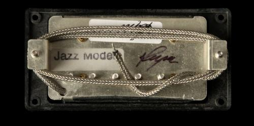 Seymour Duncan Antiquity Jazz Humbucker Pickup (Zebra)