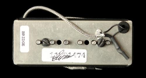 Seymour Duncan Antiquity P90 Soapbar Bridge Pickup (Black)