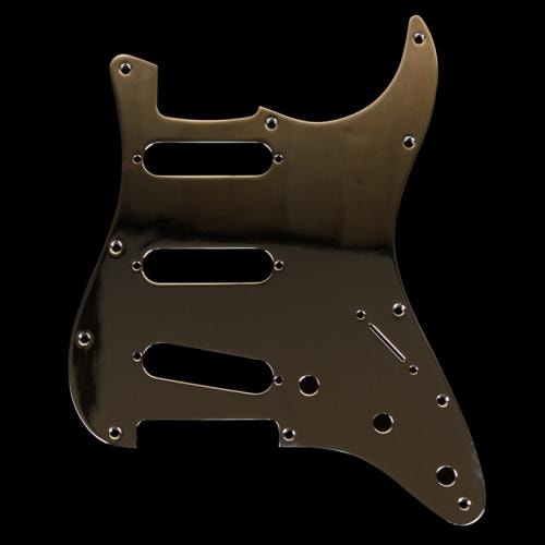 Fender Stratocaster Pickguard (Chrome)