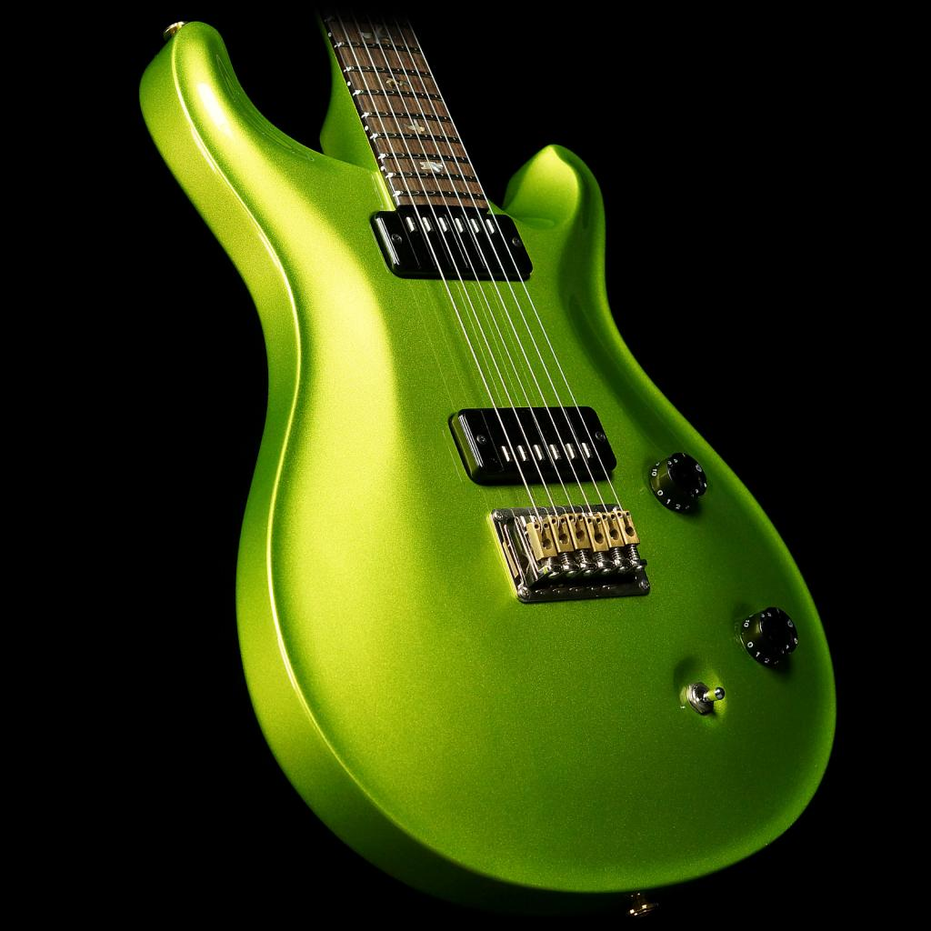 2009 Paul Reed Smith McCarty Custom 2Tek Lime Green ...