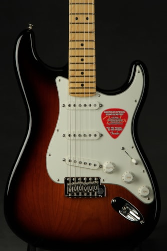 Fender® American Special Stratocaster® - Two Tone Sunburst