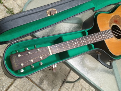 ~1956 Martin or Gibson D-18 or J45